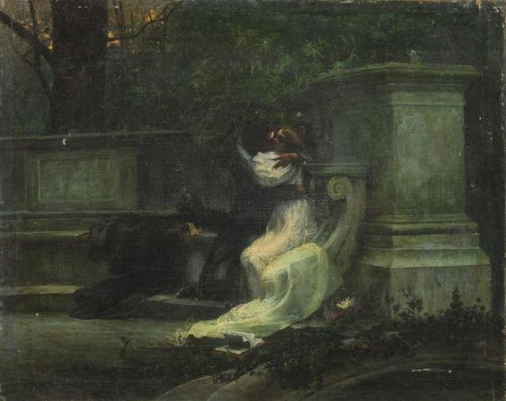 Lionello Balestrieri - The Kiss