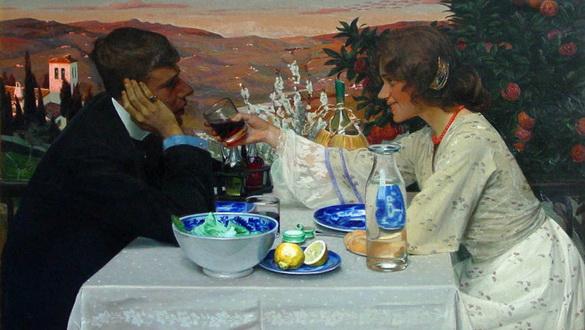 Harald Slot - Primavera,1901