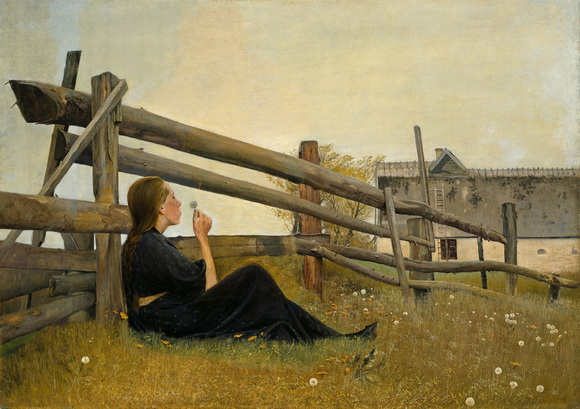 Laurits Andersen Ring - the Month of June