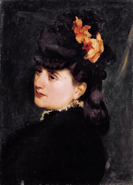 Charles Emile Auguste Durant - Madame Ernest Feydeau