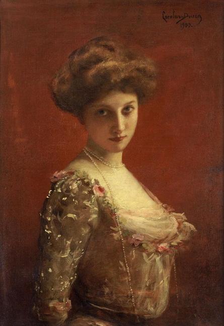 Charles Emile Auguste Durant - Portrait of Jane Henriot