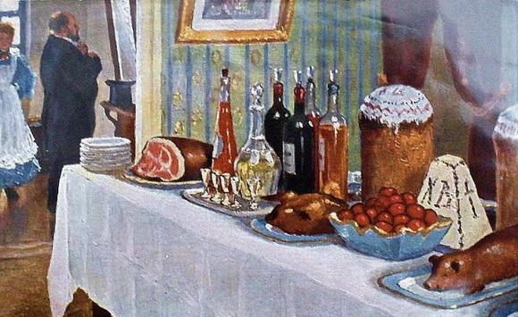 Гермашев (Бубело) Михаил Маркианович (Россия, 1867 – 1930) «Пост завершён»