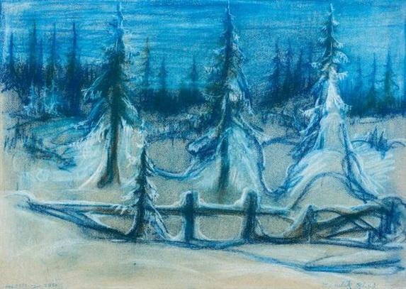 Bendik Riis - Winter