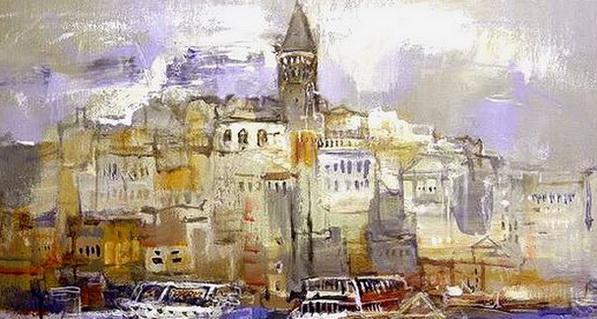 Ernest Descals - ESTAMBUL