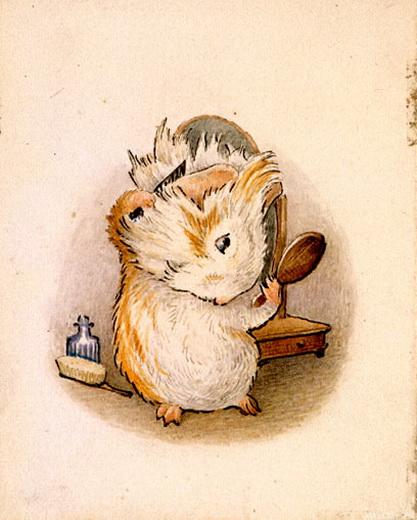 Beatrix Potter - The Amiable Guinea-pig