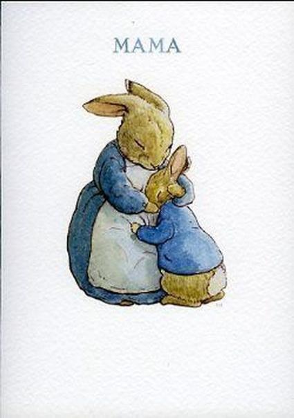 Beatrix Potter - Mrs. Rabbit and Peter