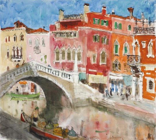 А.Кокорин - Венеция