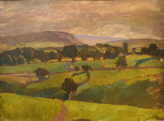 Harry Rutherford -  Whitbarrow, Cumbria