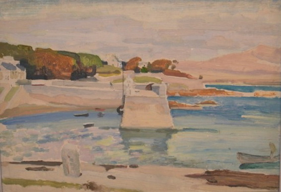 Harry Rutherford - Seaview, Cornwall