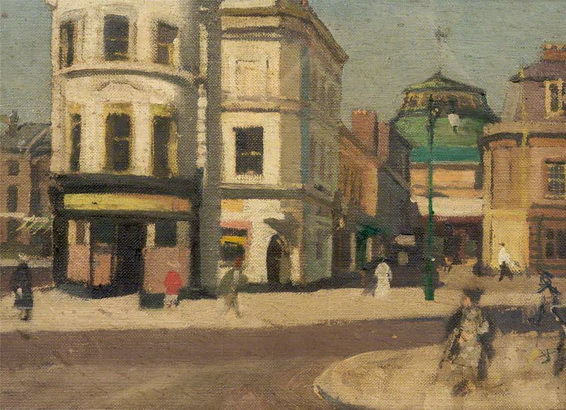 Harry Rutherford - Street Scene
