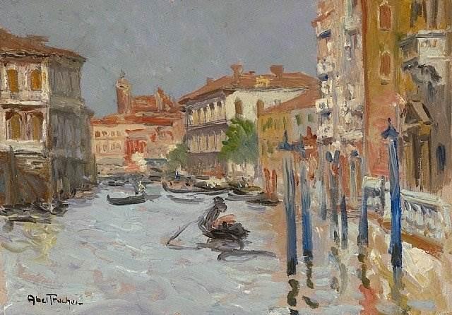 Louis Abel Truchet - Venise 2