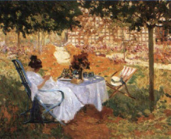 Louis Abel Truchet - Repos champetre