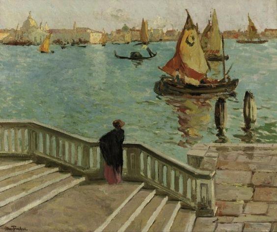 Louis Abel Truchet - Venise 3