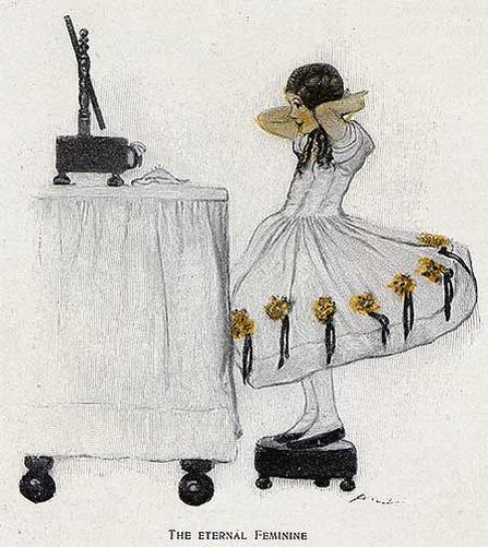 Anna Whelan Betts -  Harper's Monthly, December 1913