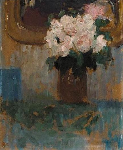 Olga Baznanska - Portrait of Rosa