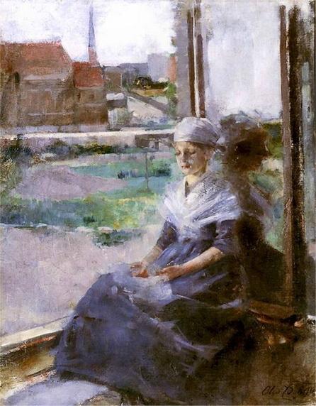 Olga Baznanska - Bretonka