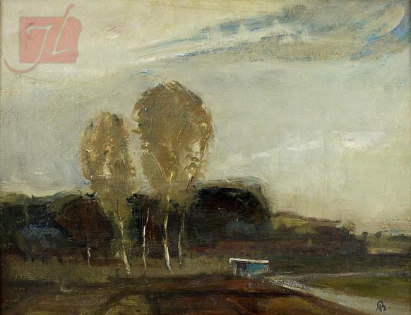 Bernath Aurel - Rural Scene