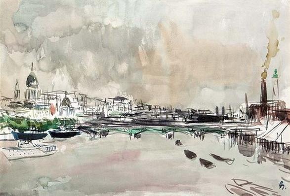 Bernath Aurel -  London