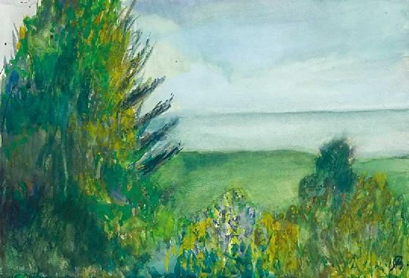 Bernath Aurel - Landscape