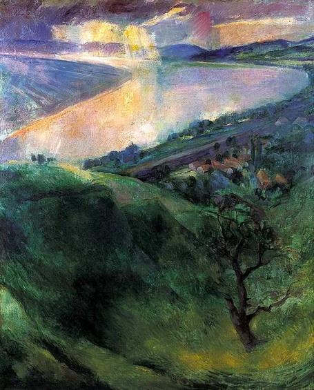 Istvan Szonyi - The Danube Bend