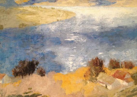Istvan Szonyi - At the Danue