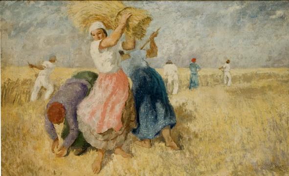 Istvan Szonyi - Harvest