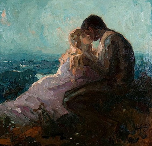 Robert Archibald Graafland - Young Love