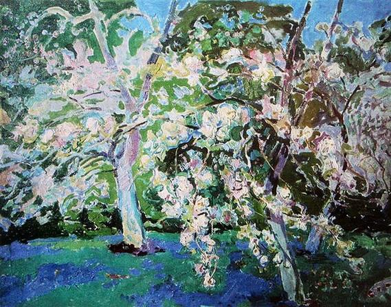 Глущенко Николай - Яблуневий сад