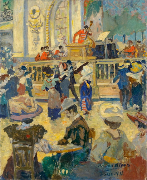 Richard Bloos - Moulin de la Galette