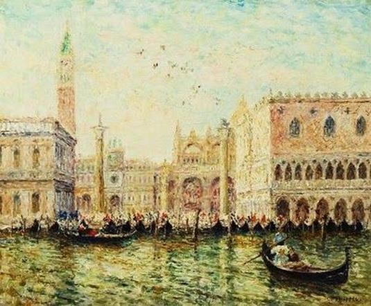 Otto Pippel - Venice