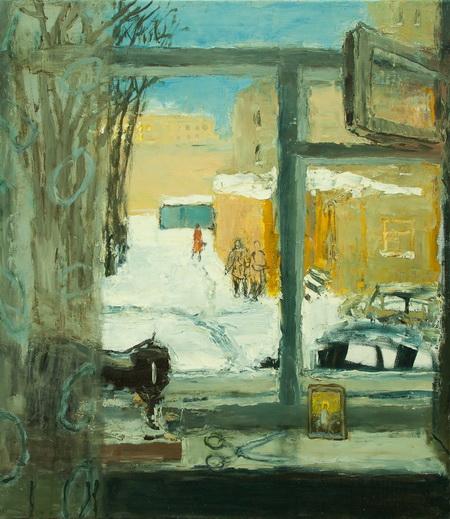 Сутягин - За окном