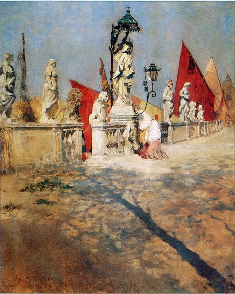 Otto Henry Bacher - Chiogga