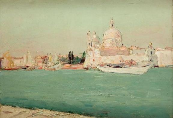 Wlodzimierz Terlikowski - Venice  2