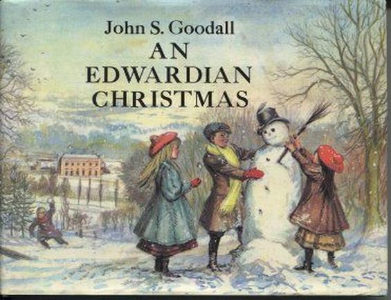 John Strickland Goodall  - An Edwardian Christmas
