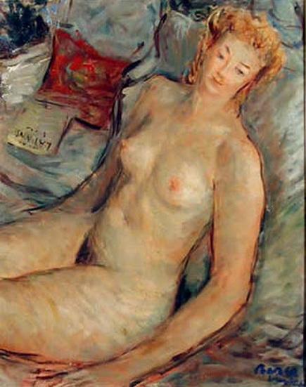 Dimitrie Berea - Nude