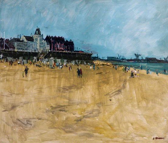 Eric Atkinson - Seaton Carew Beach, Hartlepool