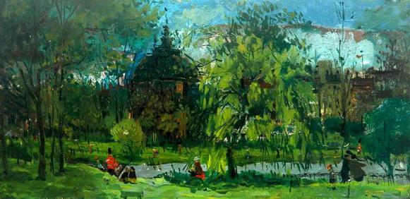 Eric Atkinson - St James's Park