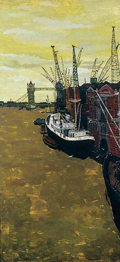 Eric Atkinson - Tower Bridge, London 2