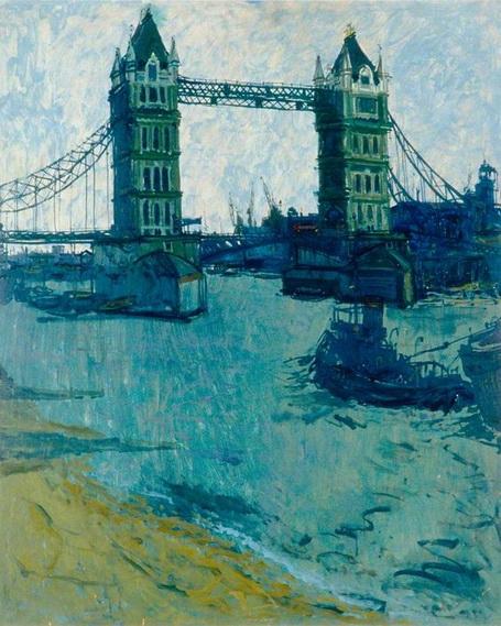 Eric Atkinson - Tower Bridge