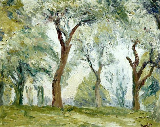Ronald Ossory Dunlop - Near Welford on Avon