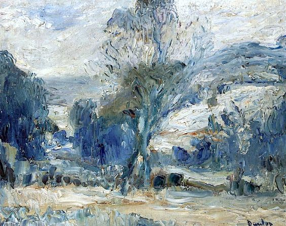 Ronald Ossory Dunlop - In the Valley