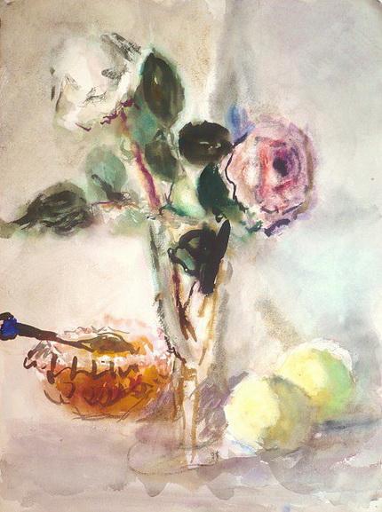 Яснопольская - Варенье из роз