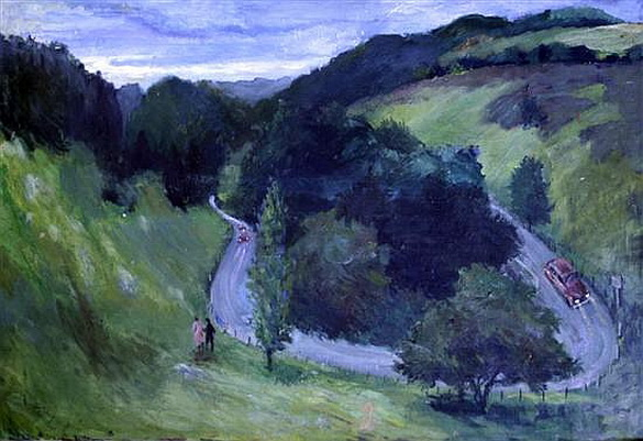 Charles Alfred Mozley - from box hill