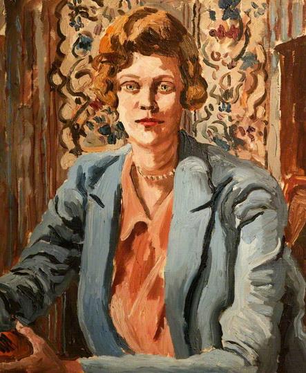 Adrian Maurice Daintrey - Miss Ann Knox