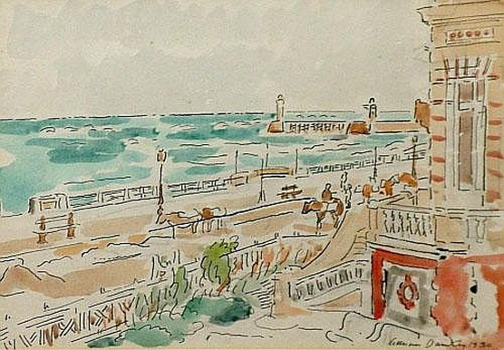 Adrian Maurice Daintrey - Promenade