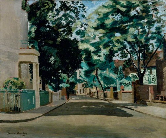 Adrian Maurice Daintrey - Upper Cheyne Walk