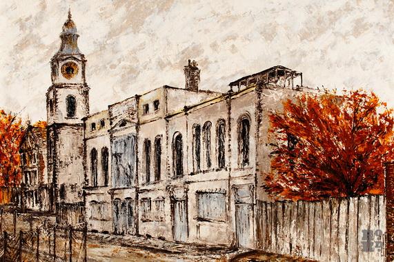Noel Gibson - St John's Tower