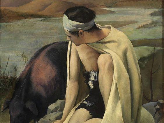 Baccio Maria Bacci -   il figliol prodigo