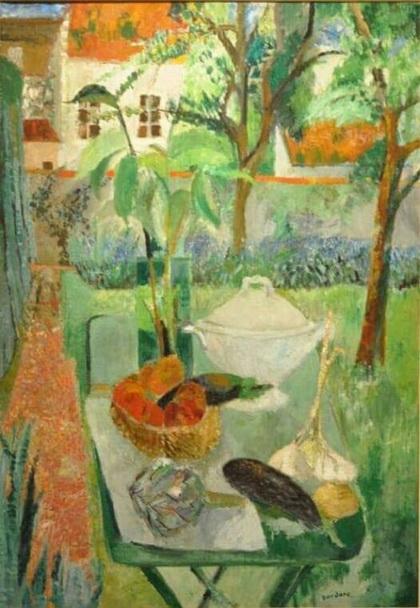 Guy Bardone - Lunch in the Garden