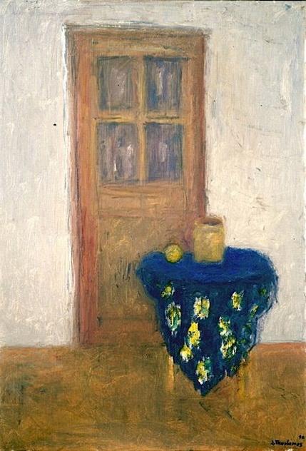 Jacques Truphemus - porte et table